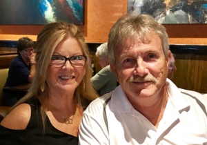 Dale and Diane Tinline